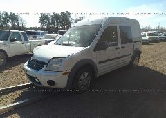 2013 FORD TRANSIT CONNECT - NM0LS6BN0DT157418 Right View