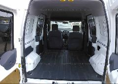 2013 FORD TRANSIT CONNECT - NM0LS6BN0DT157418 front view