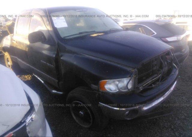 Inventory #729275527 2004 Dodge RAM 1500