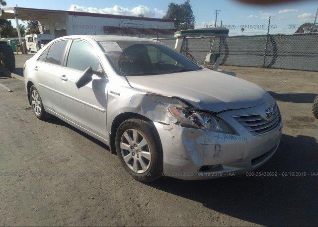 Inventory #578558368 2007 Toyota CAMRY