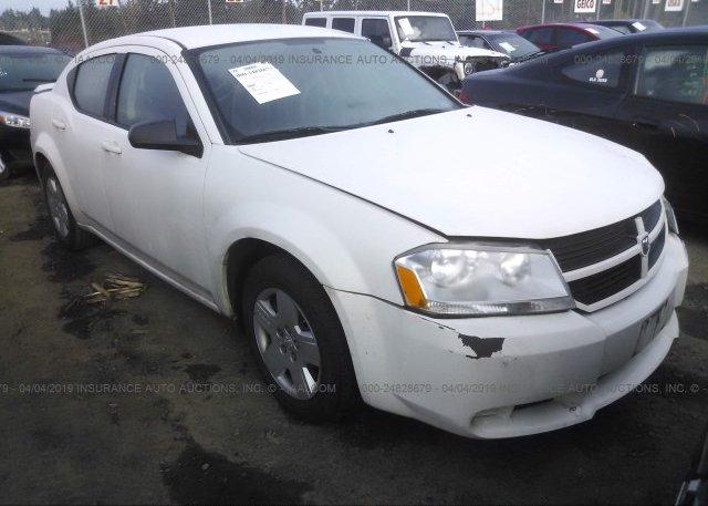 Inventory #390075619 2010 Dodge AVENGER