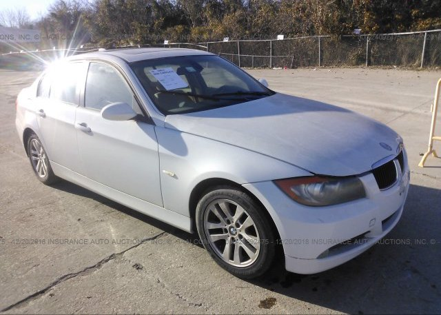 Inventory #933165205 2006 BMW 325