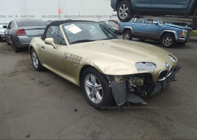 Inventory #871193541 2002 BMW Z3