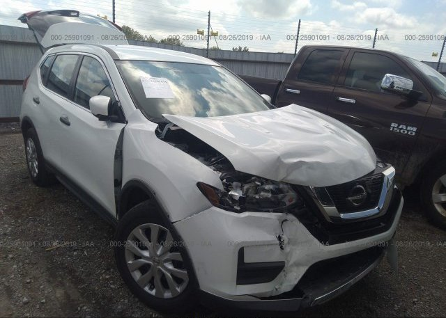 Inventory #348823955 2017 Nissan ROGUE