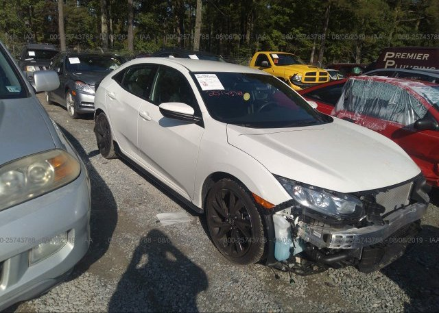 Inventory #749261723 2019 HONDA CIVIC