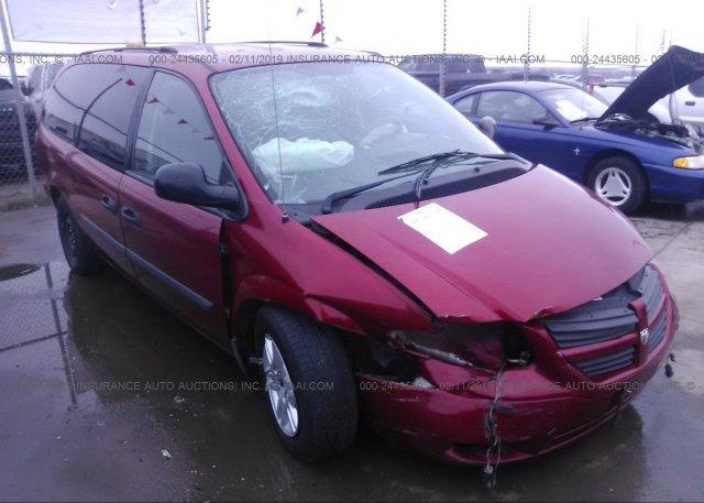 Inventory #431793855 2006 Dodge GRAND CARAVAN