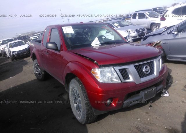 Inventory #263972475 2016 Nissan FRONTIER