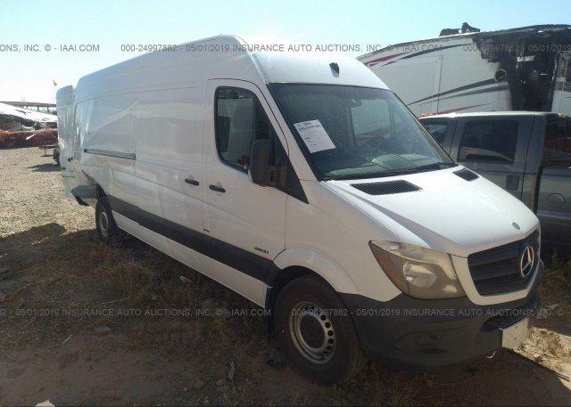 Inventory #688966669 2014 Mercedes-benz SPRINTER