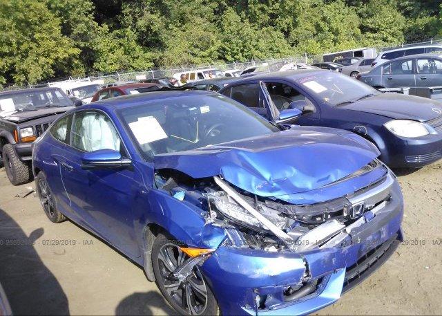 Inventory #703997665 2017 Honda CIVIC