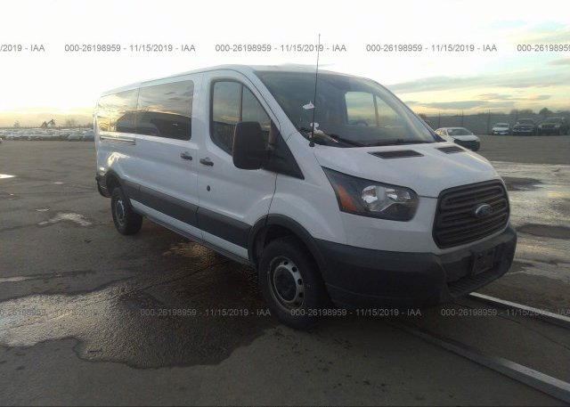 Inventory #498839169 2017 FORD TRANSIT