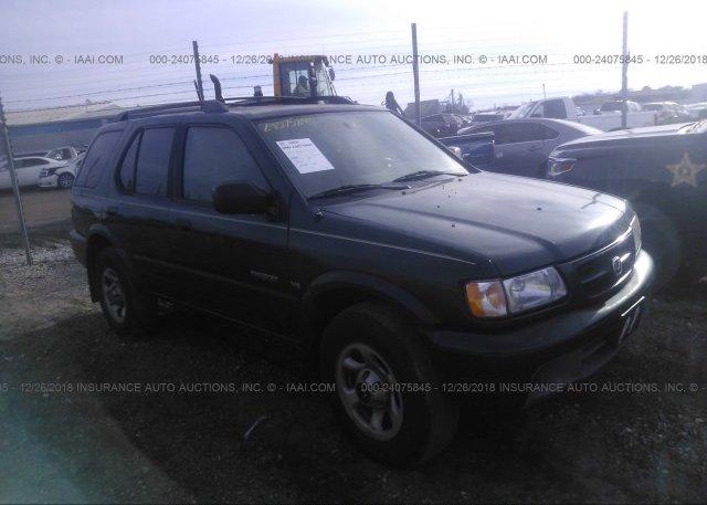 Inventory #981950261 2001 Honda PASSPORT