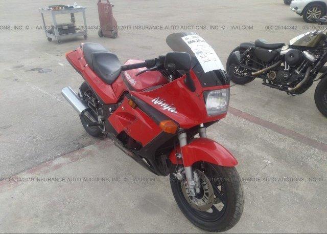Inventory #403210746 1986 Kawasaki ZX1000