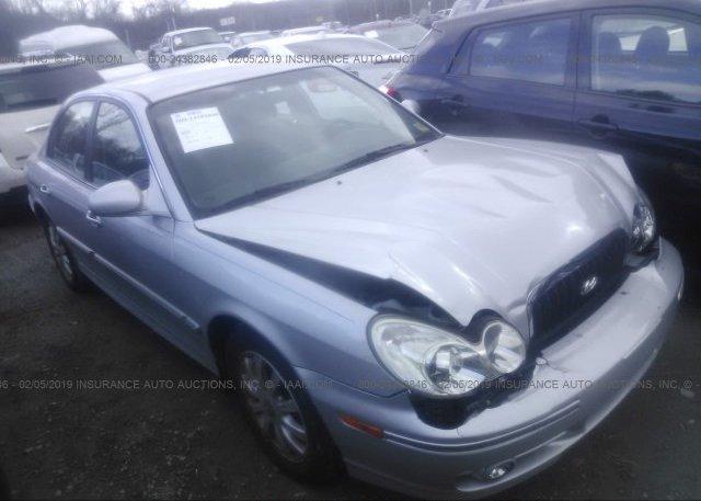 Inventory #895650274 2004 Hyundai SONATA