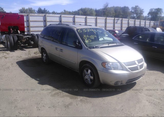 Inventory #143304273 2007 Dodge GRAND CARAVAN