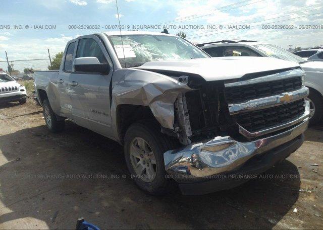 Inventory #964166135 2018 Chevrolet SILVERADO