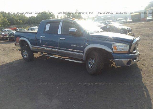 Inventory #692780960 2006 Dodge RAM 3500