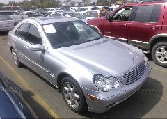2003 Mercedes-benz C