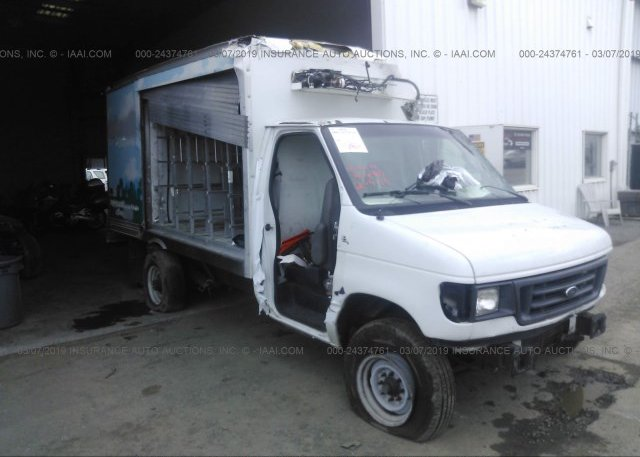 Inventory #582990934 2007 FORD ECONOLINE