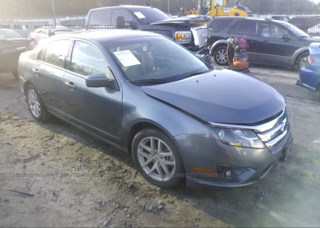 Inventory #106324209 2012 FORD FUSION