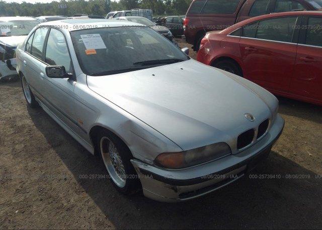 Inventory #989768321 1999 BMW 528