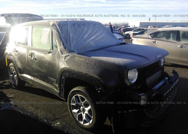 Inventory #454059336 2017 JEEP RENEGADE