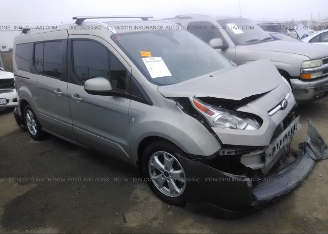 Inventory #650469755 2014 FORD TRANSIT CONNECT