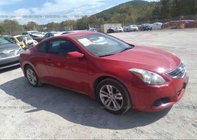 Inventory #134998736 2012 Nissan ALTIMA