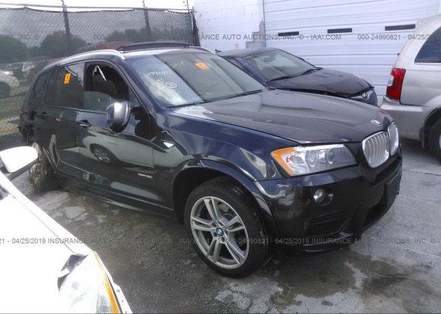 Inventory #818458835 2014 BMW X3
