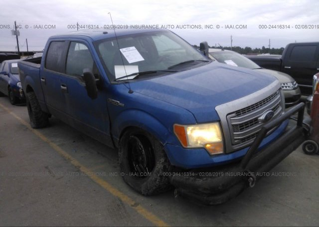 Inventory #134473605 2013 FORD F150