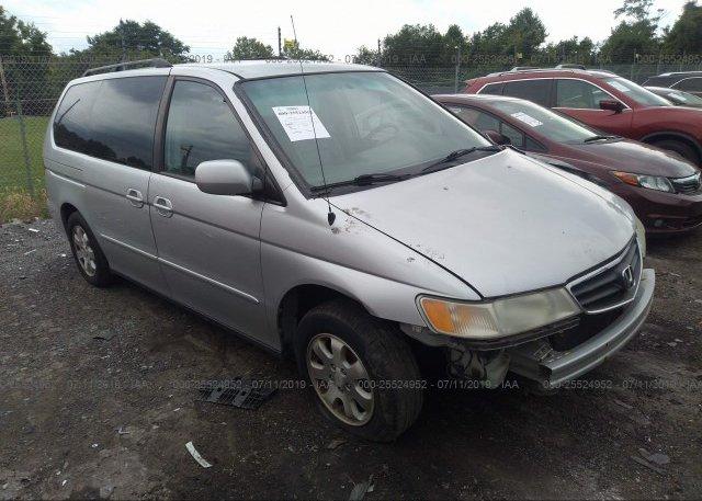 Inventory #646264794 2003 Honda ODYSSEY