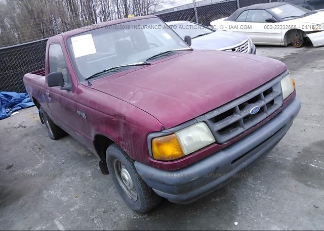 Inventory #646133840 1994 FORD RANGER