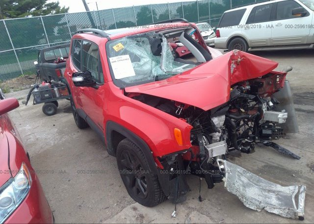 Inventory #999797651 2018 JEEP RENEGADE