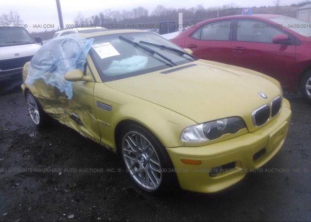 Inventory #371837708 2003 BMW M3
