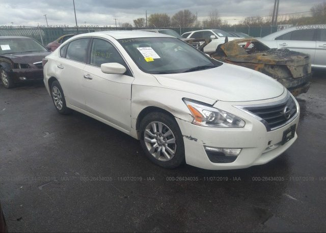 Inventory #539662589 2014 Nissan ALTIMA