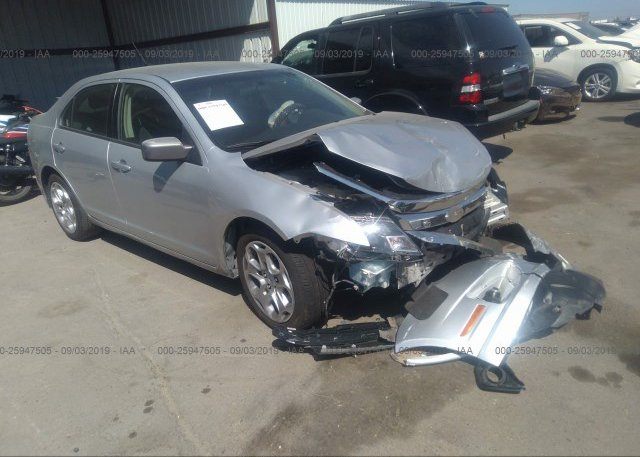 Inventory #268544815 2011 FORD FUSION