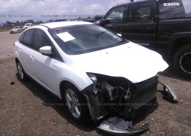 Inventory #640936652 2013 FORD FOCUS