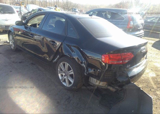 купить 2010 AUDI A4 WAUBFAFL4AN047595