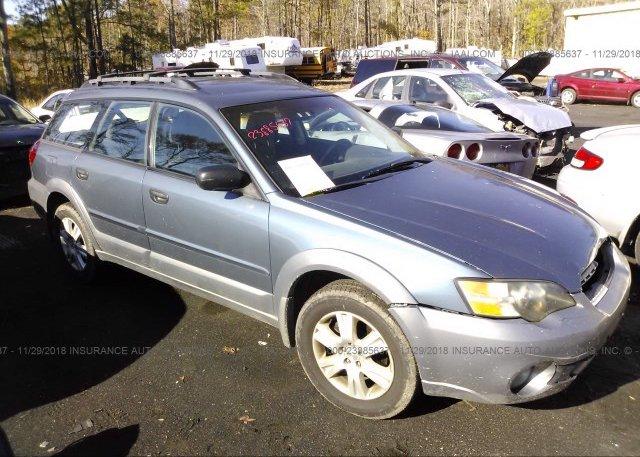 Inventory #768275865 2005 Subaru LEGACY