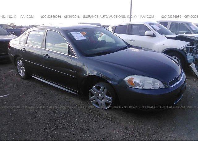 Inventory #187760886 2011 Chevrolet IMPALA