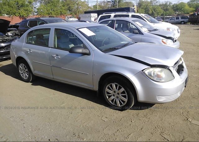 Inventory #802083430 2009 Chevrolet COBALT
