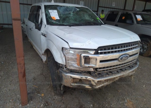 Inventory #389075951 2018 FORD F150