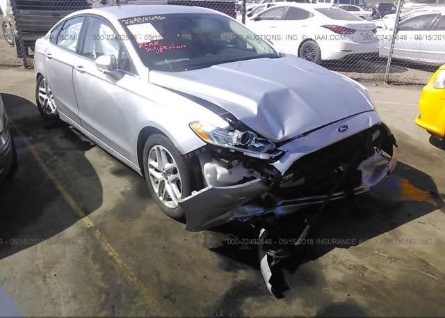 Inventory #601066487 2016 FORD FUSION