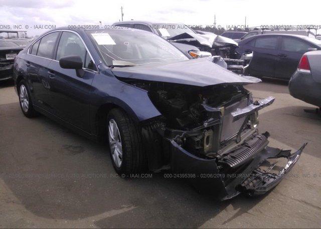 Inventory #315923806 2018 Subaru LEGACY