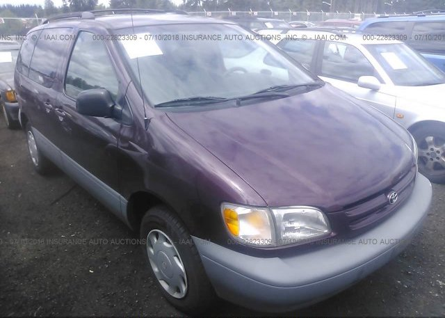 Inventory #601686563 2000 Toyota SIENNA