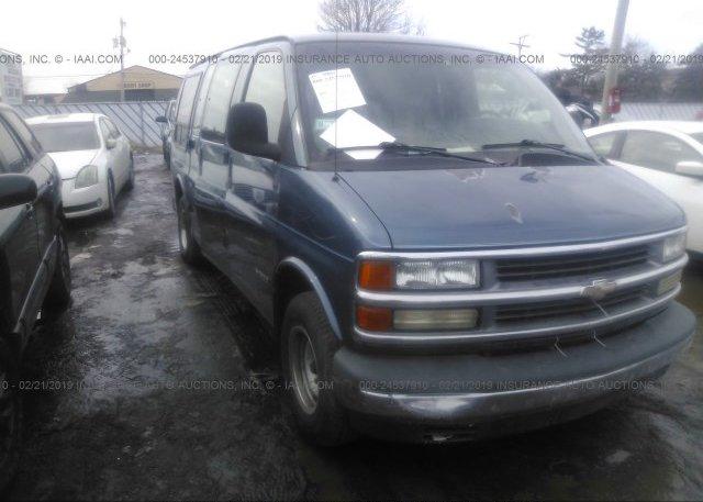 Inventory #394325272 1999 Chevrolet EXPRESS G1500