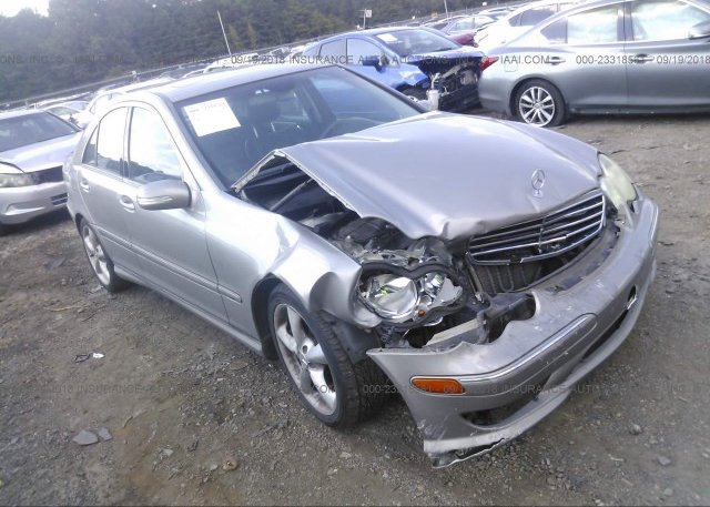 Inventory #107829172 2005 Mercedes Benz C