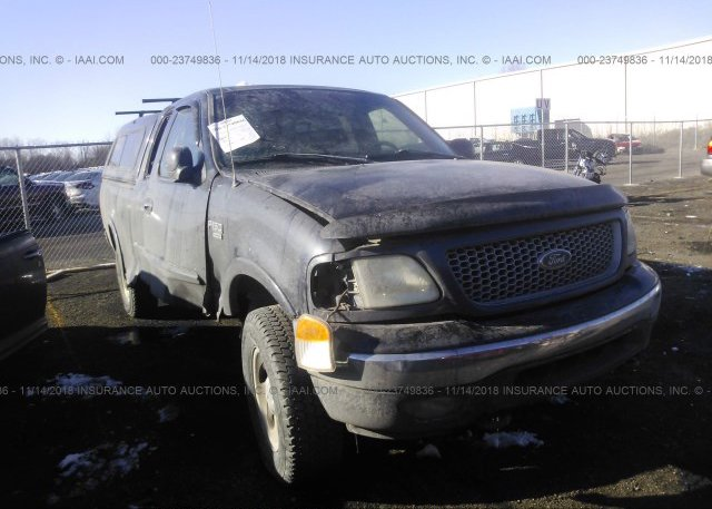Inventory #866829044 1999 FORD F150
