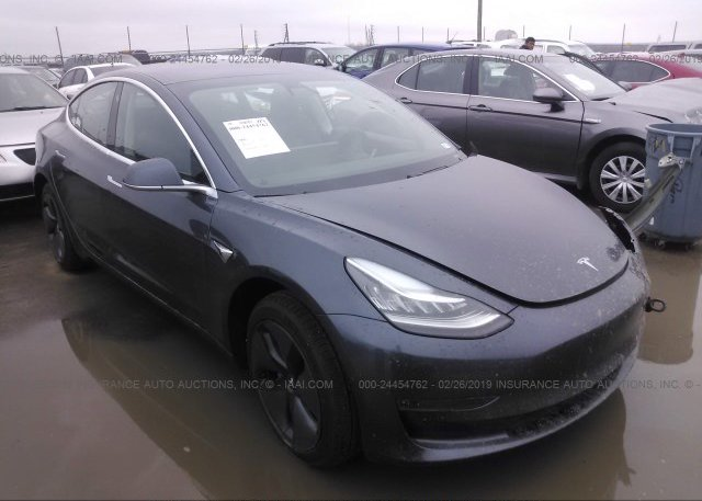 Inventory #322544500 2018 Tesla MODEL 3