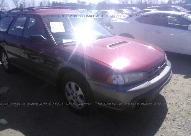 Inventory #254368777 1998 Subaru LEGACY