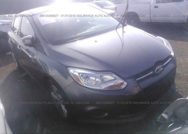 Inventory #581930159 2014 FORD FOCUS